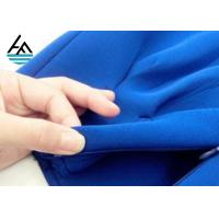Quality SBR Colored  Neoprene Fabric Sheets Ployester Textured Rubber Sheet for sale