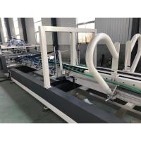 Quality Fully Automatic Carton Folder Gluer Machine For 3/5/7 Ply Corrugated Cardboard for sale