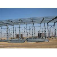 Quality Eco Friendly Pre Manufactured Steel Buildings With Strong Professional Design for sale