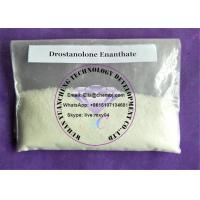 Quality Muscle Building Steroids Drostanolone Enanthate powder recipe effect for sale