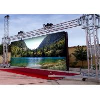 Quality High Brightness Outdoor Rental LED Display SMD 2727 1/13 Scan Mode 38.5W for sale