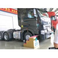 Quality Professional 6x4 Prime Mover Truck Left Hand Drive Type Manual Transmission for sale