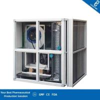Quality Energy Saving Clean Room AHU Corrosion Resistance With Section Depth 1700mm for sale