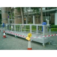 China aluminium alloy / Hot galvanized window cleaning platform / glass clean tools / building access on sale
