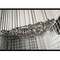 Professional Precision Seamless Steel Tubes 15mm Wall Thickness For Inner Cylinder