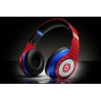 China Monster Beats By Dr Dre Studio Spiderman Diamond Headphone on sale