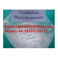 China 99% Purity Steroids Nandrolone Phenylpropionate Powder CAS 62-90-8 For Muscle Growth on sale