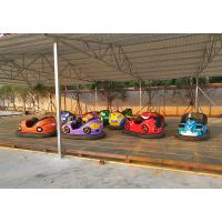 China Inflatable Electric Dodgem Bumper Cars Amusement Park  Battery Powered on sale