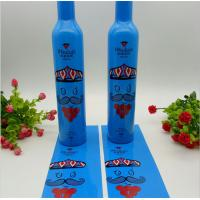 Quality Liquid Bottle Heat Shrink Sleeve Labels Customized Size QS / FDA Certificated for sale