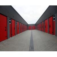Quality Fire Station Insulated Sectional Garage Doors High Strength Safety Efficiency for sale