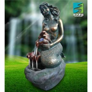 Mermaid Water fountain