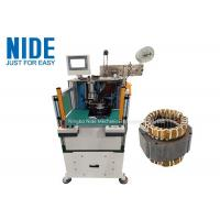 Quality Servo Double Sides Stator Winding Lacing Machine for sale