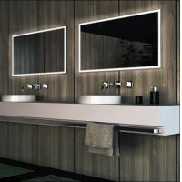 Quality Mirror with cabinet,bath mirror in big size for sale