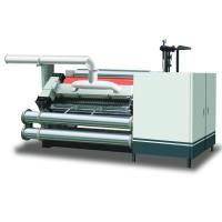 Buy cheap SF-280A Fingerless Type Single Facer Machine For Carton Box Corrugated from wholesalers