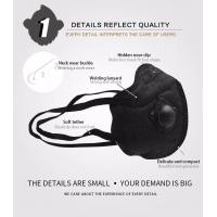 China Asl  Ffp2 Dust Mask Easy Breathable  Light Weight Construction  Reduces Heat, on sale