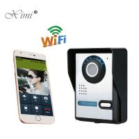 Quality High Pixel IR Camera Remote Control Access Control System WIFI Video Intercom Video Door Phone System for sale