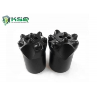 China 12 Degree Spherical Button Tapered Drill Bits Rock Drilling Tools on sale