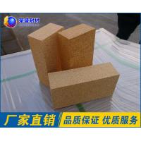 Quality SK - 34 Lightweight Refractory Bricks Brown Color Fire Resistant Bricks for sale