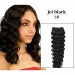 Quality Brazilian Deep Curly Virgin Hair 4 Bundles Brazilian Deep Wave 8A Unprocessed 100 Human Hair Virgin Brazilian Hair Weave for sale