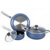 Buy cheap 5PCS Aluminium Cookware Set (ALS571) from wholesalers