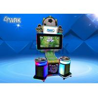 Quality Luxury Redemption Game Machine 3D Football World Cup Team Game Simulator for sale