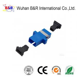 Quality CE SM UPC Fiber Optic Adapter For CATV for sale