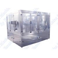 10000 B/H Bottled Water Filling Machine For Pure Water , 3 KW ABB Motor Driving