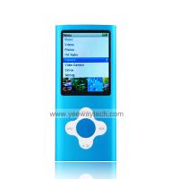 China 2GB MusicTube 5G Style MP3 Player/ 8 Colors Available on sale