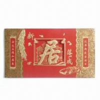 Quality Greeting Card with Delicate Design and Beautiful Color for sale