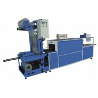China Water Filling Station Liner Shrink Wrap Machine Automated Packaging Line on sale