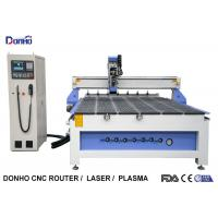 Quality Linear ATC CNC Router Machines With Syntec 6MB Control System 9.0 KW HSD Spindle for sale