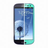 Quality Customized Color Screen Protectors for Samsung I9300 for sale