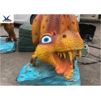 Interactive Dinosaur Models Ornaments for Parks and Busy Shopping Malls
