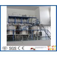 China Manufacturing Drinks Soft Drink Machine For Soft Drink Manufacturing Plant on sale