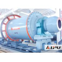 Buy Mineral Ores Mine Ball Mill Capacity 0.16- 100t/h CE / ISO Certificated at wholesale prices