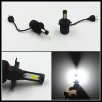 Quality 72W 16000lm H7 H8 H9 H10 H11 9005 9006 COB LED Headlight Fog driving Lamp headlamps DRL for sale
