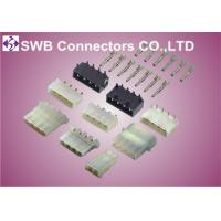 Quality Straight SMT Computer Peripheral Equipment Wire To Board Computer Power Connectors for sale