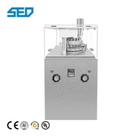 China Automatic high speed rotary tablet machine mini camphor tablet making machine press on sale
