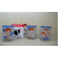 Quality Cartoon Glass Cup (JD19) for sale