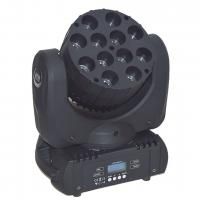 Quality Disco Dj LED Moving Head Lights 12x10W , RGBW 4 In 1 High Power LED Wash Light for sale