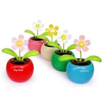 China Flip Flap Solar Flower on sale