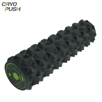 Quality Mobility & Pliability Training Deep Tissue Vibrating Roller Massager 4 Levels for sale