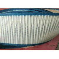 Quality Small Loop 100% Polyester Spiral Dryer Belt Alkali Resistance for sale