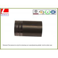 Quality Metal Machined Parts CNC Stainless steel machining bush with nature color for sale
