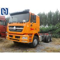 Quality SINOTRUK HOWO 336hp Prime Mover Truck , Unloading Diesel 4x2 Trucks , Color Can Be Selected for sale