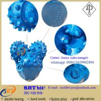 Quality oil and water well drilling rotary metal sealed  TCI tricone drill bits for sale