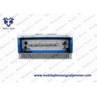 Quality DDS Full Frequency Waterproof Outdoor Signal Jammer 25 - 6000MHz With Software Management for sale