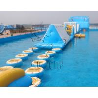 Buy cheap Best selling Children's park inflatable obstacles/inflatable castle/bouncer from wholesalers