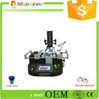 China Fast delivery WDS-4860 xbox one console reballing station motherboard repair machine on sale