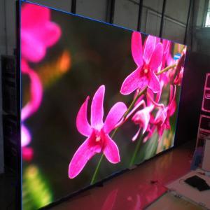 Quality SMD3535 3.8 V/40A Outdoor Rental LED Display HD Brightness 6000-6500 Nits P10 1R1G1B for sale